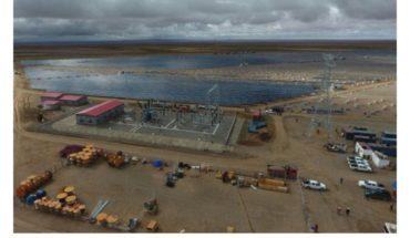 (#RenewableEnergy) En Potosí, #Bolivia, se construye una planta solar gigantesca que podría abastecer la mitad de la ene...