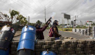 Reportan ataque a estudiantesen Nicaragua