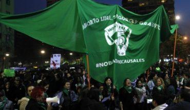 Repudio transversal por violenta agresión que sufrieron mujeres en marcha por aborto libre