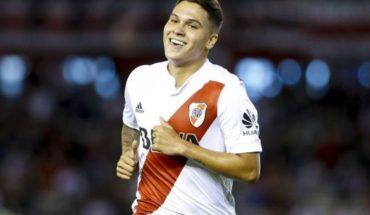 River Plate avisa precio de Quintero si un club lo quiere fichar
