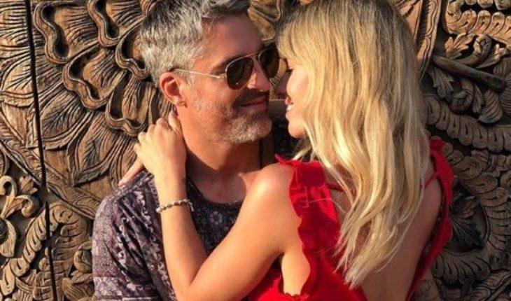 Rocío Guirao Díaz y Nicolás Paladini, juntos, de vacaciones y muy acaramelados