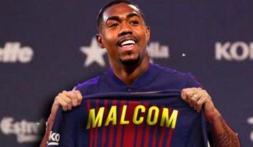 Roma piensa demandar a Barcelona por fichaje de Malcom