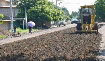 Señalan de lentos los trabajos de rehabilitación carretera