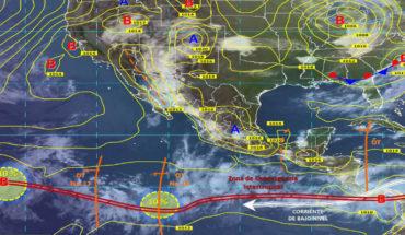Se esperan tormentas en varios estados del país