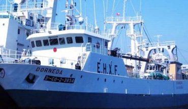 Se hundió un barco pesquero español en Comodoro Rivadavia: un muerto y un desaparecido