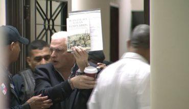 Se reanuda audiencia de acusación a Martinelli por caso pinchazos  #Panamá ...