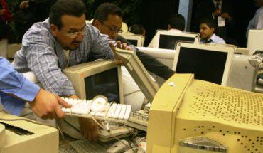 Segob paga 5 mil pesos para reparar cada computadora vieja