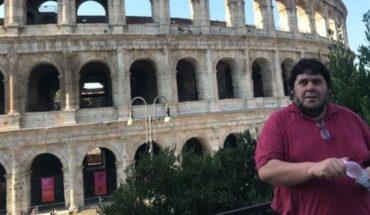 """Segovia justificó su viaje a Roma: """"Lo pago de mi bolsillo, no soy un vividor de los trabajadores"""""""