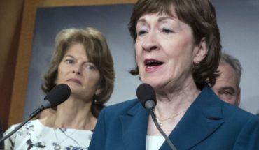 Senadora EEUU no respaldará a juez que pueda revocar aborto