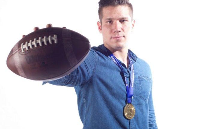 Ser campeón mundial es una meta cumplida: Joaquín Fernando Vega