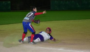 Sigue imponiendo jerarquías en el Mini Torneo de Softbol de Verano