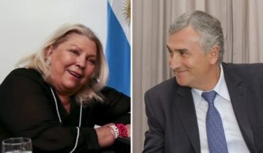 Siguen las críticas a Elisa Carrió: Gerardo Morales le respondió