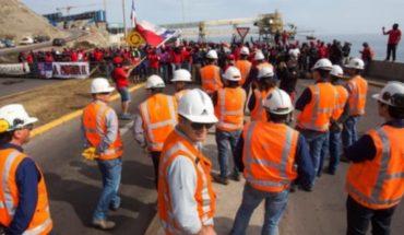 Sindicato de minera Escondida acuerda rechazar oferta de la empresa y se van a huelga