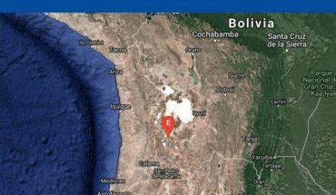 #Sismo M 3.5 POTOSI, #BOLIVIA. 29-07-2018 07:42 UTC  #Temblor #CSEM #EMSC ...