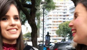 """Sofi Morandi: """"Estoy muy ansiosa, es el show más grande del país"""""""