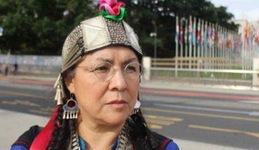 Suiza expulsará a representante mapuche ante la ONU tras negarle el asilo