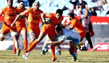 Super Rugby | Jaguares clasificó por primera vez a los playoffs, a pesar de la derrota ante Bulls