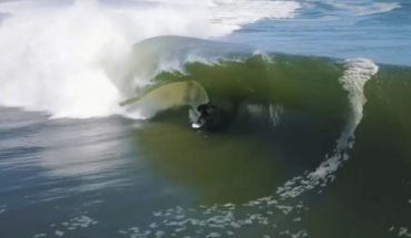 Surf de leyenda: Dos minutos arriba de la ola soñada