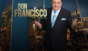 Telemundo canceló el programa de Don Francisco
