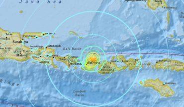 Terremoto de 6,4° Richter en isla de Indonesia dejó 14 muertos y cientos de heridos