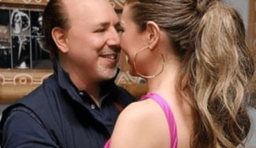 Thalía festeja el cumpleaños de su gran amor: Tommy Mottola