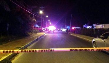 Tiroteo en Cancún deja cinco muertos y dos lesionados