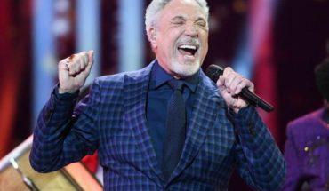 Tom Jones cancela dos conciertos por una infección bacteriana