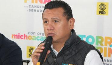 """Torres Piña califica como """"desastroso"""" el resultado del PRD en el reciente proceso electoral"""