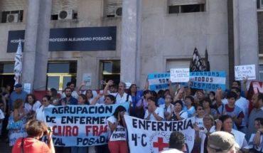 Trabajadores marcharán por los hospitales