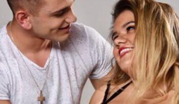 Tras su reconciliación y sospechas de embarazo: Morena Rial le dedicó un romántico mensaje a su novio