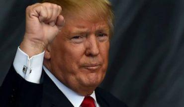 Trump afirma que buscará reelección en 2020 en los Estados Unidos