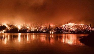 Trump declara el estado de emergencia en California debido a los incendios