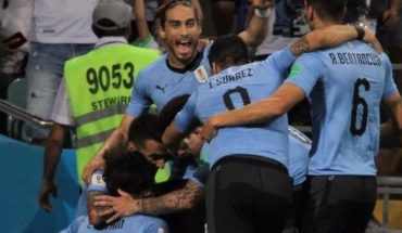 Uruguay vs Francia en vivo: cuartos de final | Mundial Rusia 2018