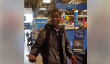 [VIDEO] El angustiante testimonio de un haitiano acusado de robar en supermercado se hizo viral