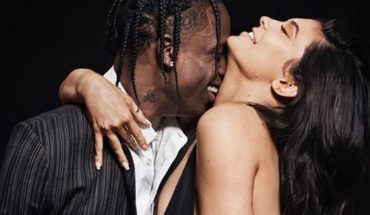 [VIDEO] Kylie Jenner y Travis Scott protagonizaron sexy portada de revista