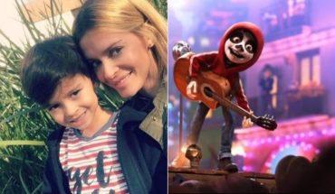 """Vanina Escudero mostró el look de su hijo: ¡Igualito a Miguel, de """"Coco""""!"""