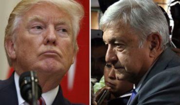 Ventilan supuesto apodo de AMLO puesto por Trump