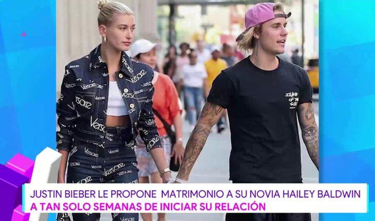 ¡Justin se casa al fin!