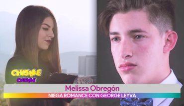 ¿Qué pasa con Melissa Obregón?