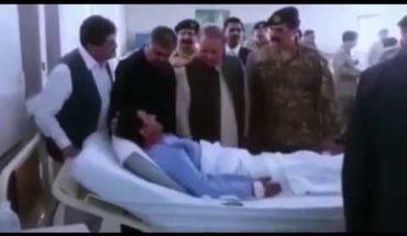 128 muertos por atentado con bomba en Pakistán
