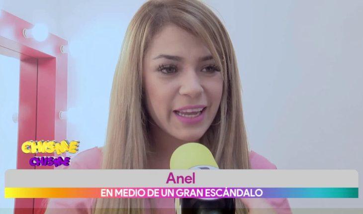 Anel se encuentra en medio de un escándalo