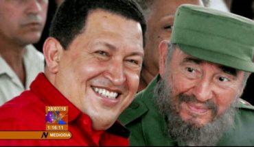 Aniversario 64 del natalicio de Chávez