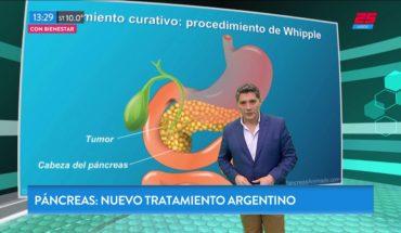 Conbienestar: Páncreas, nuevo tratamiento argentino