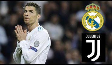 Cristiano Ronaldo deja Real Madrid y pasa a Juventus
