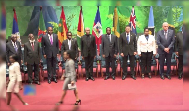 Cumbre CARICOM: la Unidad es la fortaleza del Caribe
