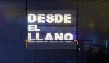 Desde el Llano (23/07/2018)