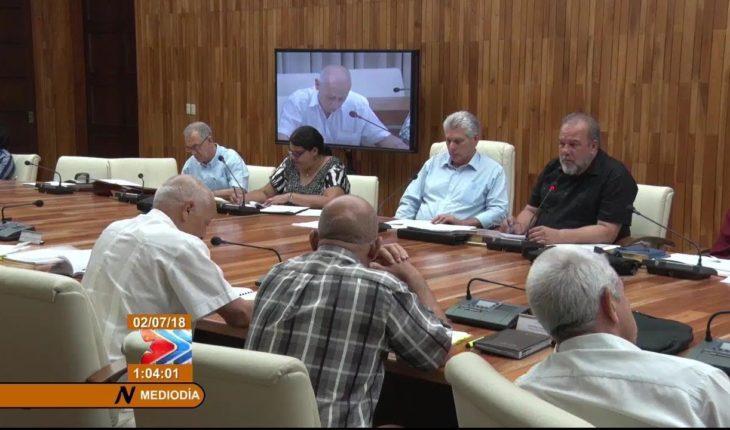 El turismo es una prioridad para Cuba, reafirma Díaz-Canel