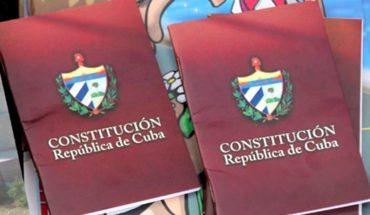 Historia de las Constituciones cubanas