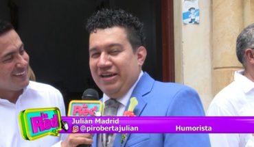 La Red: Así fue la boda de Piroberta | Caracol Televisión