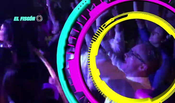 La Red: El Fisgón captó a Carlos Giraldo festejando con locura   Caracol Televisión